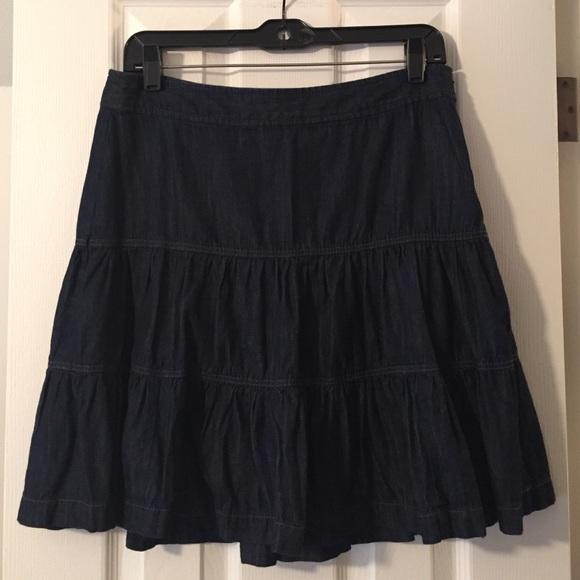 80 loft dresses skirts loft 3 tiered