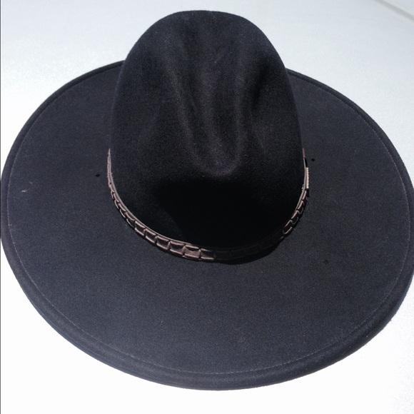 0aca5f69697 STETSON CROSS CREEK CRUSHABLE WOOL COWBOY HAT. M 5595c77b568c891b79005857