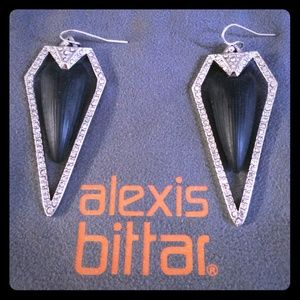 Alexis Bittar Earings w/ Dust Bad