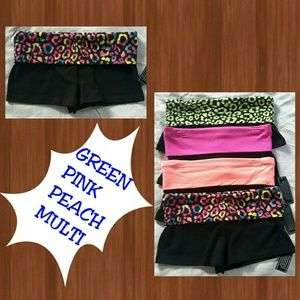   YOGA SHORTS NWT