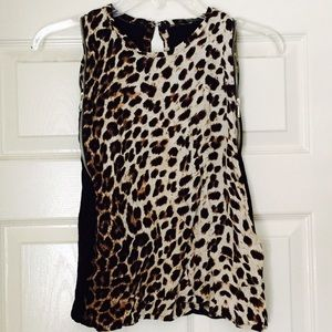 ZARA W&B COLLECTION TOP (Size : S)