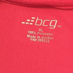 bcg Tops - BCG short sleeved athletic top