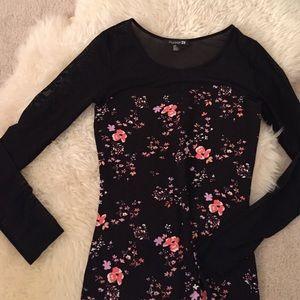 NWOT Floral F21 Dress