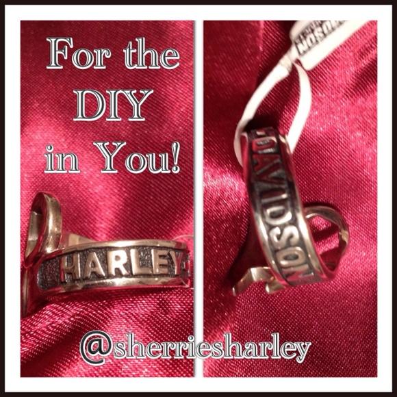 d8409af21 MOD Jewelry Licensed Harley-Davidson Jewelry | Harleydavidson Wrench ...