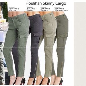 Jbrand for Theory cropped houlihan in light grey