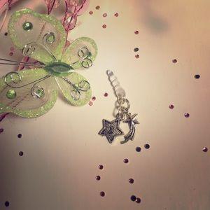 Accessories - Shooting star n moon star dust plug