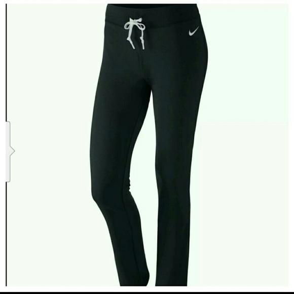 Nike Womens Jersey Pants Straightleg