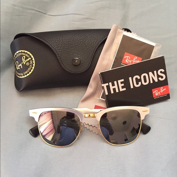 ray ban clubmaster model number s41d  Ray-Ban Accessories