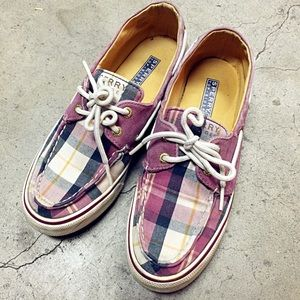 Authentic Sperry sneakers size 6