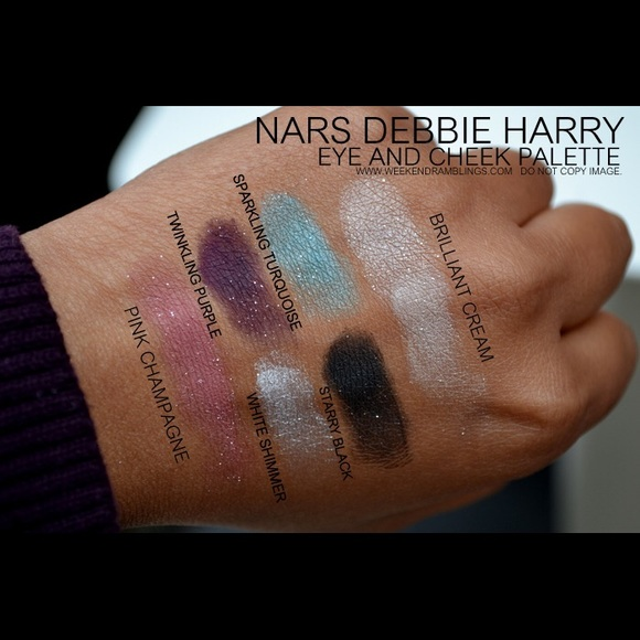 Nars Andy Warhol Debbie Harry Nars Debby Harry Andy Warhol
