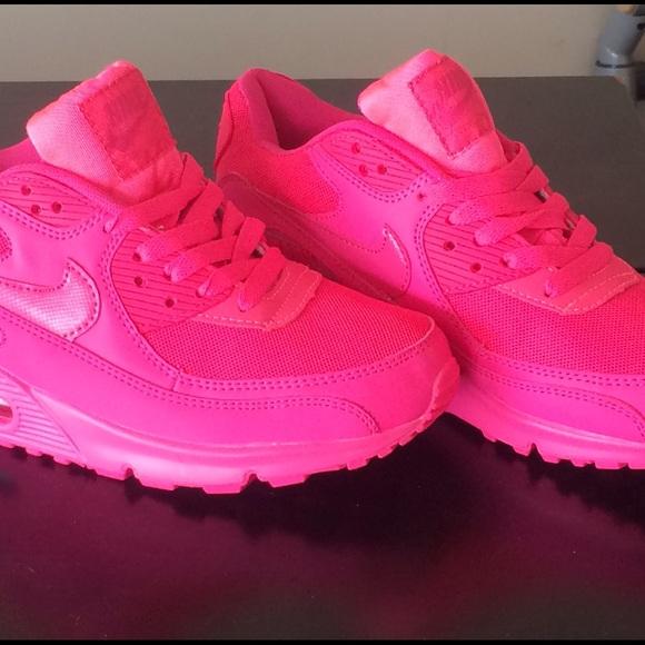 Nike Air Max 90 Hyper Pink lanarkunitedfc.co.uk