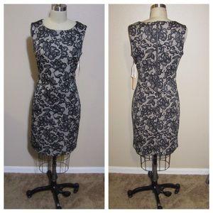 Gibson Latimer Dresses & Skirts - Knit shift dress