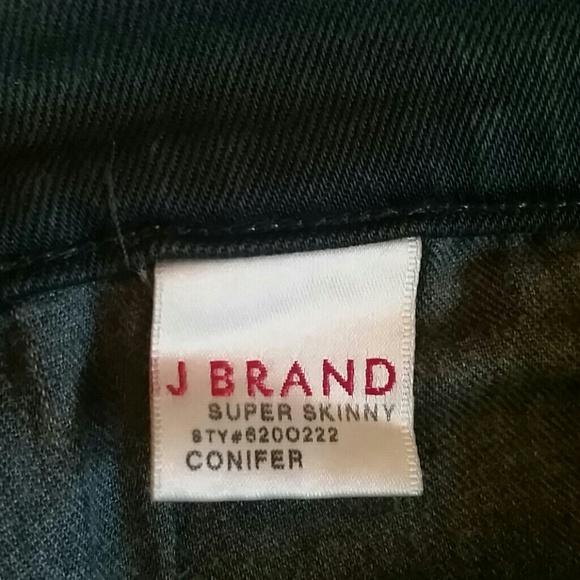 j brand not for sale j brand super skinny jeans from anastasia 39 s closet on poshmark. Black Bedroom Furniture Sets. Home Design Ideas