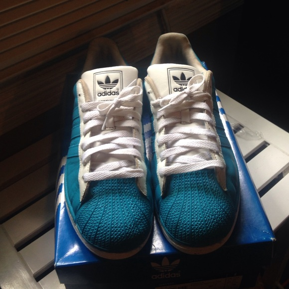 Custom Shelltoe Adidas