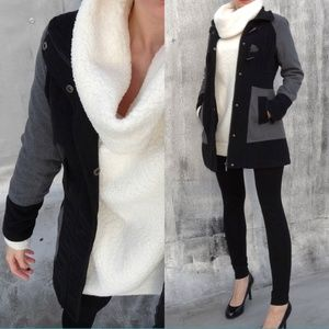 Yoki Jackets & Blazers - Stylish and chic Two-color jacket.