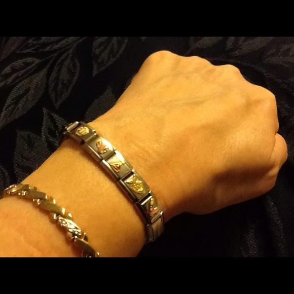 Nomination Bracelet Charms: NOMINATION BRACELET- 6 CHARMS From Rose's