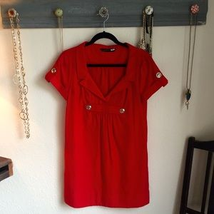 Jill Stuart Dresses Sale Zara Red Dress