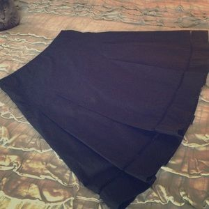 Express Dresses & Skirts - SOLD Black Pleated Skirt from Express