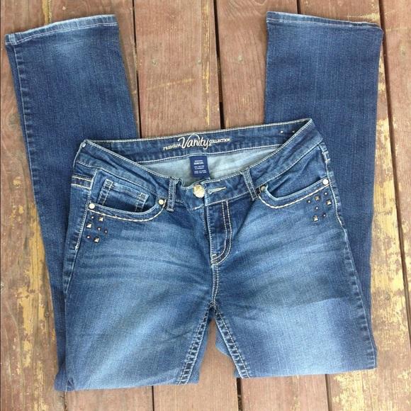 Vanity Pants: Sasha Vanity Premium Jeans From Amanda's Closet