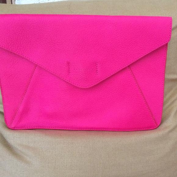 d23d29cf4f0b GAP Clutches & Wallets - Hot Pink Envelope Clutch