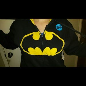 Jackets & Blazers - Batman hoody.