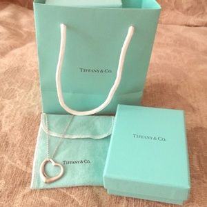 Authentic Tiffany & Co Elsa Peretti