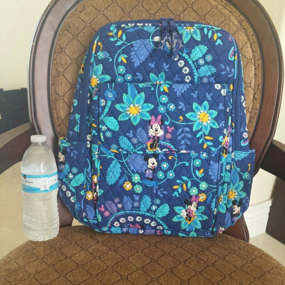 398609375a4 NWT Vera Bradley Disney Dreaming backpack