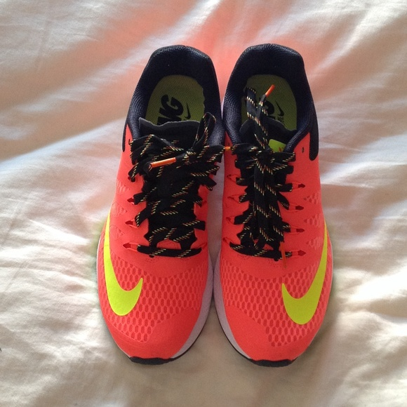 Nike Air Zoom Elite 9 IX Blue White Volt Men Running Shoes