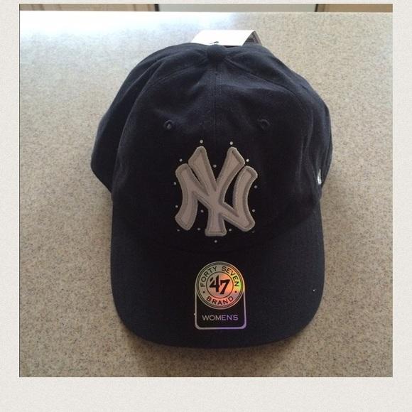 795318856da NEW YORK YANKEES Blue baseball hat