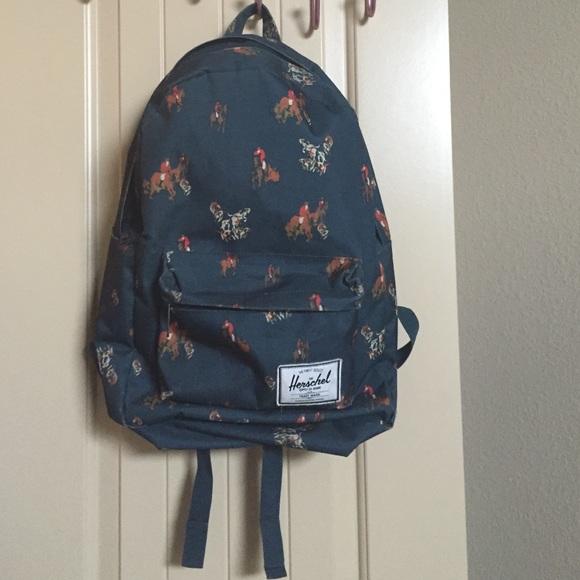 0db5c378da95 Herschel Other - Herschel horse print backpack