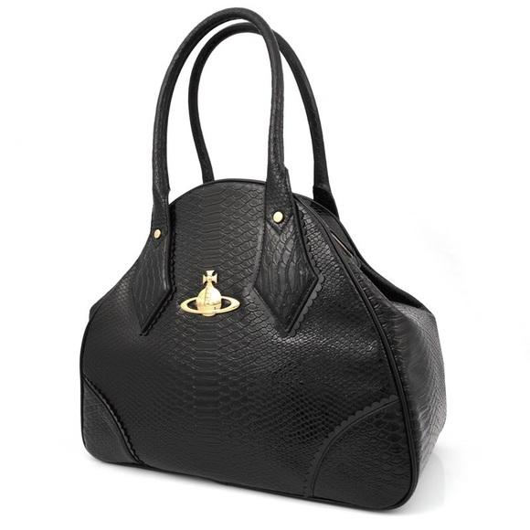 858c08babc2 Vivienne Westwood snakeskin bag. M_5597305e9361533641005d8a