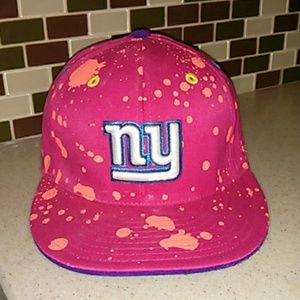 8fee115a NY Giants Fitted Hat NWT