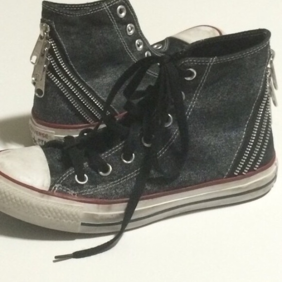 converse hi tops with zip