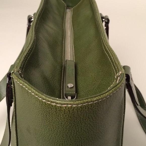 85% off kate spade Handbags - Kate Spade Olive Green Handbag from ...