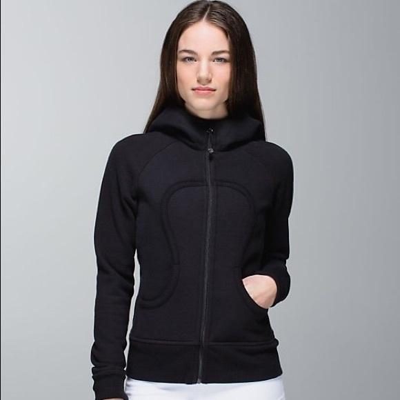 cc9f970c3 lululemon athletica Jackets   Blazers - Authentic Lululemon Scuba Black  JACKET 💪
