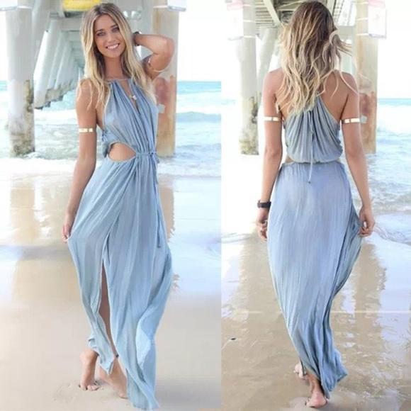 Long Boho Dresses Photo Album - Reikian