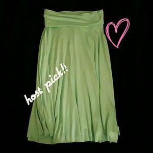 Dresses & Skirts - Beautiful!Mint Green Skirt