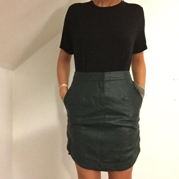 75% off Anthropologie Dresses & Skirts - Anthropologie Maeve Dark ...