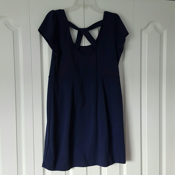 off Forever 21 Dresses & Skirts Navy Blue Forever 21