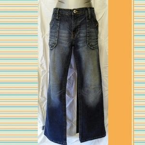 Baby Phat Denim - Baby Phat jean w/slanted pockets 11