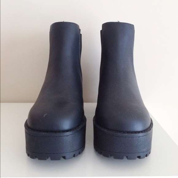 Lined Boots H&m H&m Chunky Chelsea Boots