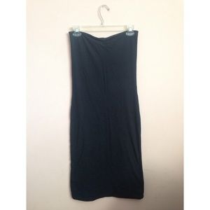 American Apparel midi tube dress