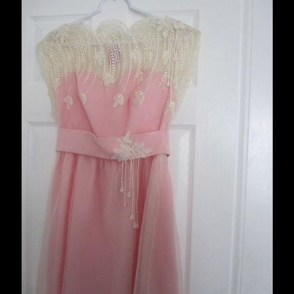 House of Bianchi Dresses   Vintage Gown   Poshmark