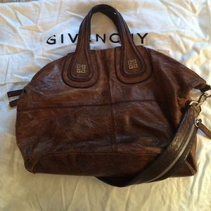 Givenchy Medium Brown Nightingale