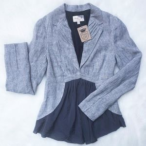 NEWElizabeth and James Blazer