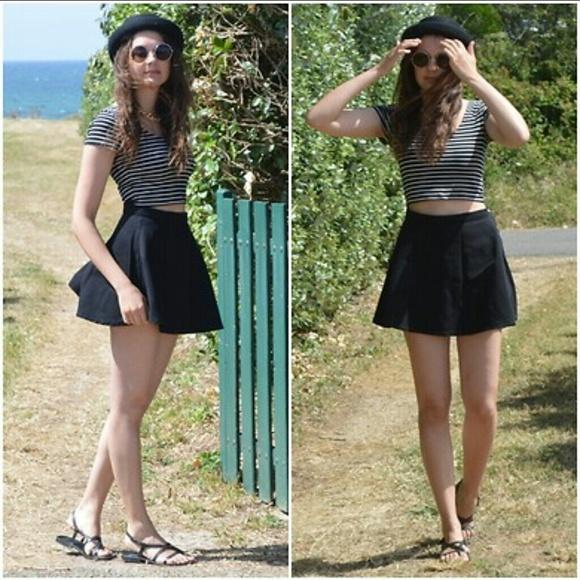 68% off American Apparel Dresses & Skirts - American Apparel black ...