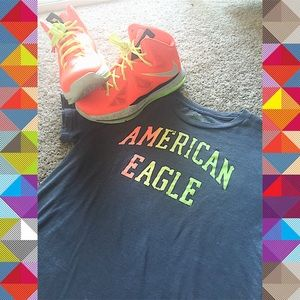 American Eagle Outfitters Other - 📌🔴 American Eagle athletic fit men's shirt