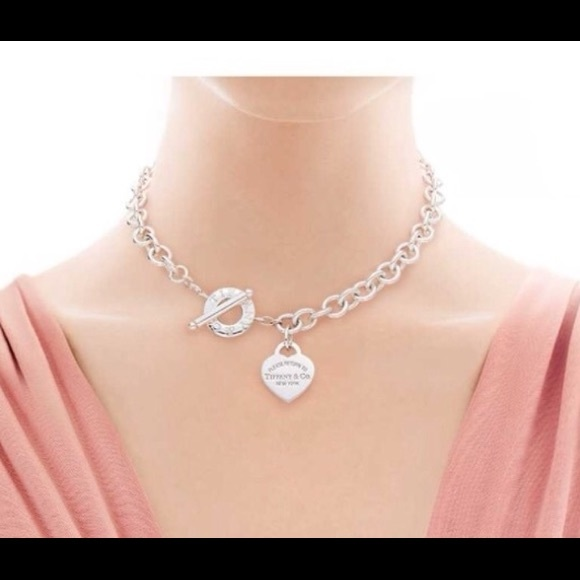 Tiffany And Company Toggle Necklace: Tiffany & Co. Accessories