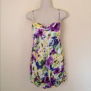 HPZara Collection Bubble Floral Dress