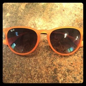 Ray-Ban Orange  Erika sunglasses